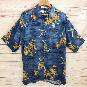 Vintage Pierre Cardin Hawaiian Shirt